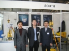 Стенд компании South Surveying & Mapping Instrument Co., Ltd.